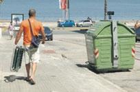 En Pocitos deberán separar la basura