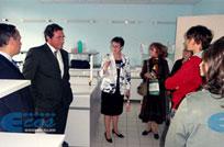 Intendente de Flores participó en París en acto de presentación de la oferta inmobiliaria uruguaya