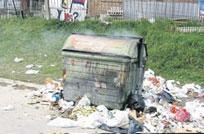 Oposición vapuleó gestión debasura