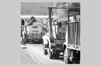 Anunciaron compra de 184 camiones