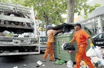 Intendenta Ana Olivera asegura que en 2012 Montevideo sí quedará limpia
