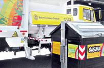 Nuevos contenedores para separar la basura en origen