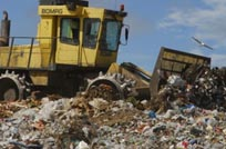 El gobierno busca una solución nacional al problema de la basura