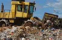 Sistema italiano de basurales depende de planes de reciclaje