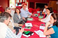 La comuna comprometió medidas para aliviar situación ambiental en costas del Yí