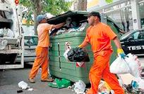 Sin recoger la basura hasta el jueves en varios puntos de Montevideo