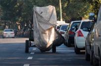 En 2011 IMM retiró solodos carros tirados por caballos