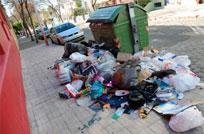 La basura es un problema que Montevideo nopuede domar