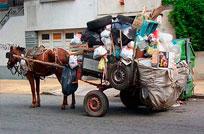 Frente Amplio yoposición chocan en la Junta por clasificadores de residuos