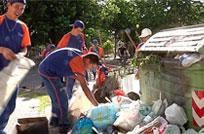 Gobierno busca formalizar a clasificadores de residuos