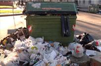 MSPdetectó focos de riesgo sanitario por basura en Montevideo