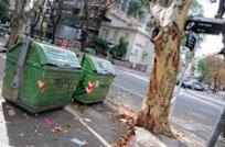 Ante medida sindical,intendencia pide no sacar basura a la calle hasta el lunes