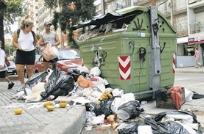 Adeom exigió a la IMM300 nuevos obreros y camiones para limpieza