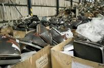 Basura electrónica:contaminante y valiosa