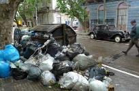 Se aplica el plan Zona Limpia en ocho regiones de Montevideo