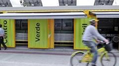 Abren el primer Centro Verde Móvil para llevar basura reciclable