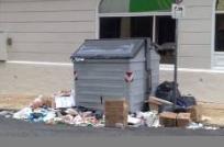 IMM intenta persuadir a hurgadores que dejan residuos