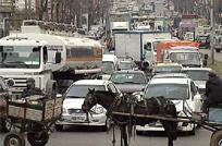 Clasificadores cortaron tránsito en protesta por nuevo decreto