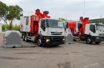 IMM instalará contenedores que impiden sacar y desparramar basura
